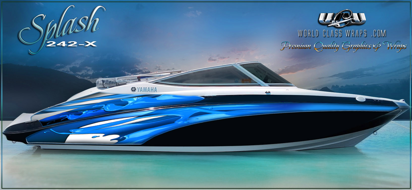 yamaha side by side 2016 motorcycle review and galleries colorful boat graphics 63438 - Boat Graphics Designs Ideas